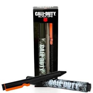 Call of Duty Biro and Black Marker Pen Set in a Presentation Box