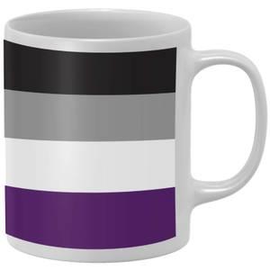 Asexual Flag Mug