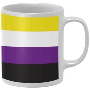 Non Binary Flag Mug