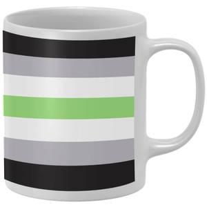 Agender Flag Mug