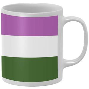 Genderqueer Flag Mug