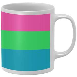 Polysexual Flag Mug