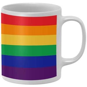 Rainbow Pride Flag Mug
