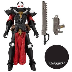 "McFarlane Toys Warhammer 40K 7"" Figures 2 - Adepta Sororitas Battle Sister Action Figure"