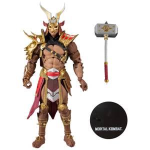 """McFarlane Mortal Kombat 7"""" Figures 5 - Shao Khan Action Figure"""