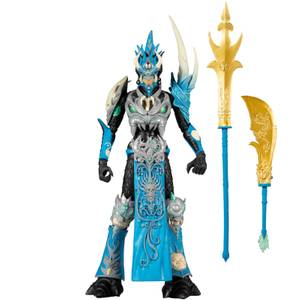 McFarlane Gold Label Collection Spawn 7 Inch Action Figure - Mandarin Spawn (Blue)