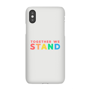 Together We Stand Phone Case for iPhone and Android