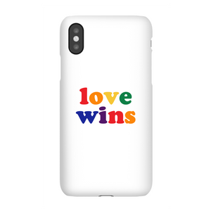 Love Wins Phone Case for iPhone and Android
