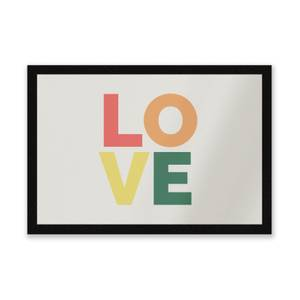 Love Entrance Mat
