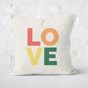 Love Square Cushion