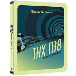 THX 1138 -  Steelbook Sci-fi Destination Series #2 - Exclusivité Zavvi