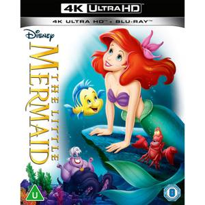 Disney's The Little Mermaid - 4K Ultra HD (Includes Blu-ray)