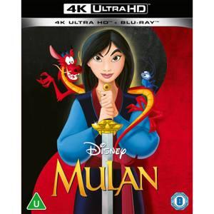 Disneys Mulan (Zeichentrickfilm) - 4K Ultra HD (inkl. Blu-ray)