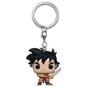 Llavero Funko Pocket Pop! - Gohan Con Espada - Dragon Ball Z