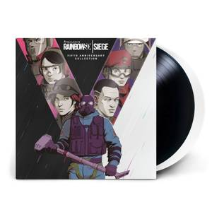 Laced Records - Tom Clancy's Rainbow Six: Siege (Fifth Anniversary Collection) 2xLP