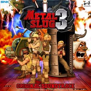 Wayô Records - Metal Slug 3 (Original Soundtrack) 2xLP (Splatter)