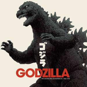 Godzilla: Bandes Originales The Showa Era 1954-1975  Coffret 18xLP Waxwork