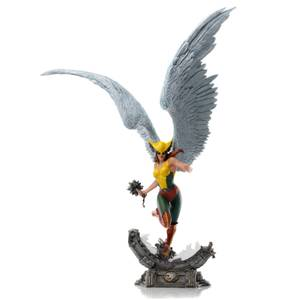 Statue Art Deluxe Hawkgirl 36 cm Echelle 1/10 - Iron Studios DC Comics