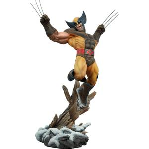 Sideshow Collectibles Marvel Premium Format Statue Wolverine 52 cm