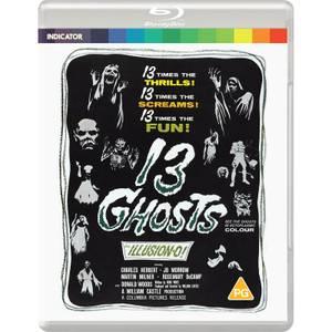 13 Ghosts (Standard Edition)