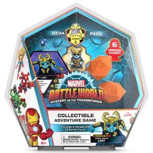 Marvel Battleworld: Mega Pack-Loki (Frost Giant)