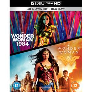 Wonder Woman 1984 / Wonder Woman - 4K Ultra HD Doublepack