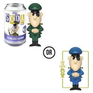Bullwinkle Fearless Leader with Chase Funko Vinyl Soda