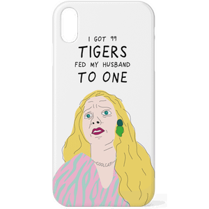 Carole Baskin Meme Phone Case for iPhone and Android