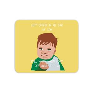 Success Coffee Baby Mouse Mat