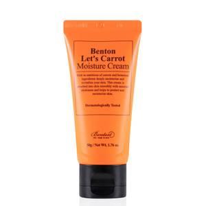 Benton Let's Carrot Moisture Cream 50g