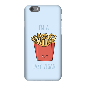 I'm A Lazy Vegan Phone Case for iPhone and Android