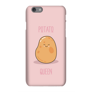 Potato Queen Phone Case for iPhone and Android