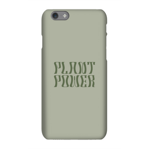 Plant Power Phone Case for iPhone and Android