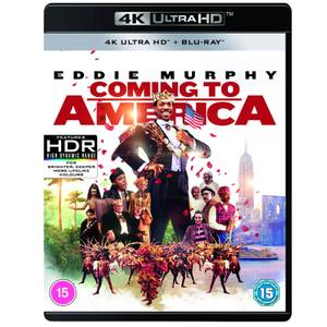 Coming to America - 4K Ultra HD (Includes Blu-ray)