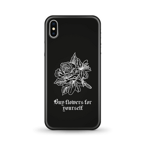 Buy Flowers For Yourself Phone Case for iPhone and Android