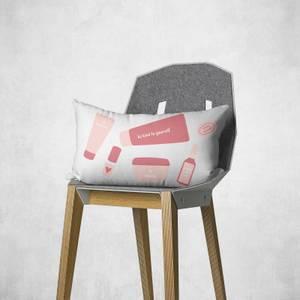 Self Love Rectangular Cushion