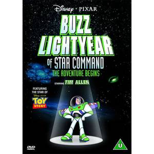 Buzz Lightyear Of Star Command - The Adventure Begins