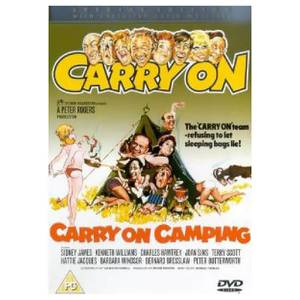 Carry On Camping (Speciale Editie)
