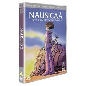Nausicaa Valley Of Wind