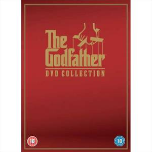 The Godfather - DVD Verzameling
