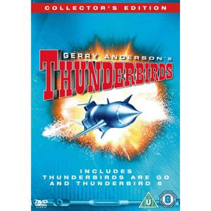 Thunderbirds - Collectors Editie