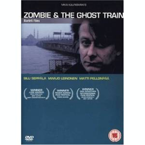 Zombie And The Ghost Train
