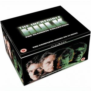Der Unglaubliche Hulk - Komplette Serie 1 - 5 [24DVD]