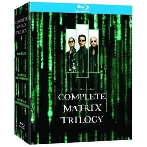 Coffret Trilogie Matrix -