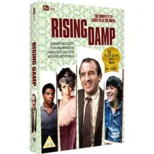Esto se hunde (Rising Damp) - La serie completa y la película