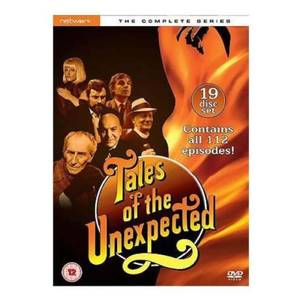 Tales Of The Unexpected - Complete Serie [19 Disc Box]
