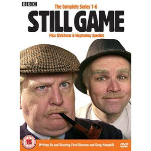 Still Game - The Complete Series 1-6 Plus Christmas and Hogmanay Specials