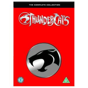 Thundercats - Complete Seasons 1/2 [24 Discs]