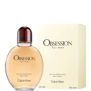 Calvin Klein - Obsession for Men Eau de Toilette (125ml)