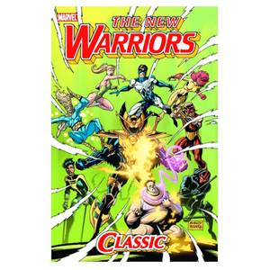 Marvel New Warriors Classic - Volume 2 Graphic Novel